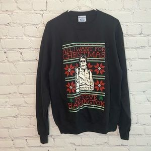 Champion Men's All I Want For Christmas Sweater